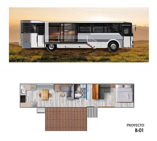 MicroMacro Costa Rica - Bus casa