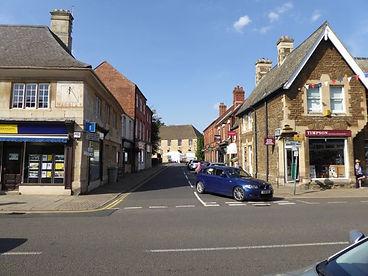 Oakham High Street