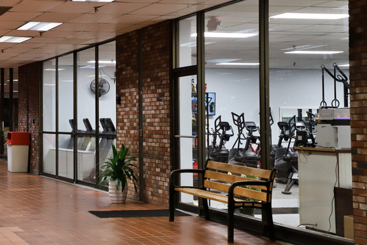 Mall Hallway __ MXA fitness