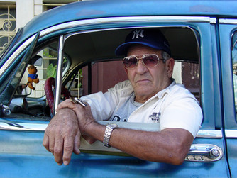 The Ageing Taxi Driver
