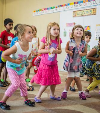 The Bel Air Kindergarten of the Arts