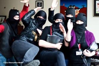 Fringe Ninjas