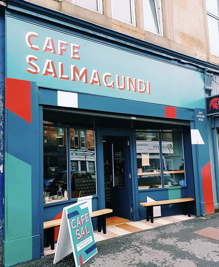 Cafe Salmagundi