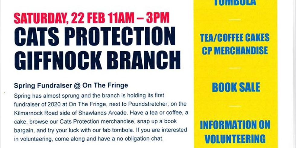 Cats Protection Giffnock - Spring Fundraiser
