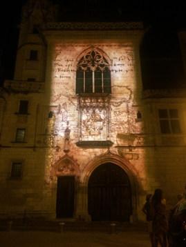 Bourges Nuits lumières