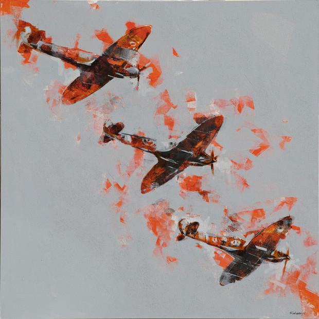 Spitfire Patrol - sold