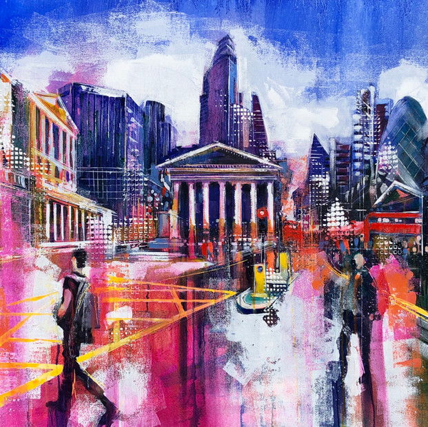 City Collage - sold
