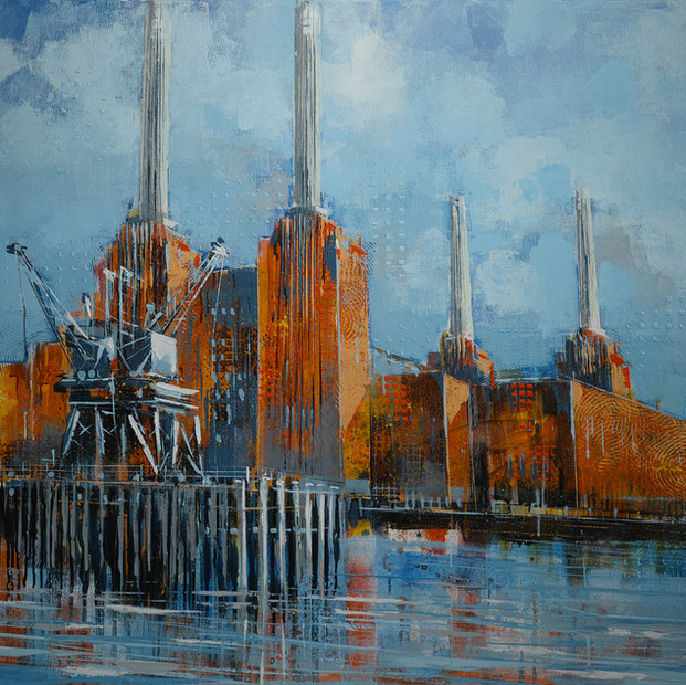 Battersea Wharf - sold