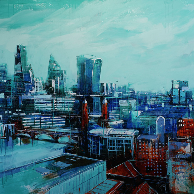 Heart of the City - sold