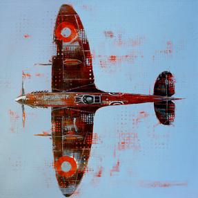 Orange Spitfire - £2,100.00