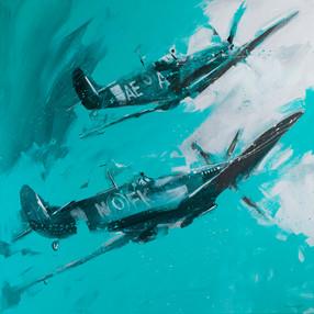 Spitfires Ascending £1,900.00