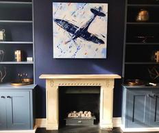 Blue Spitfire