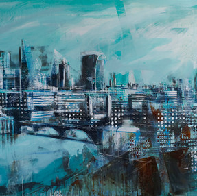 Ode to the City - sold