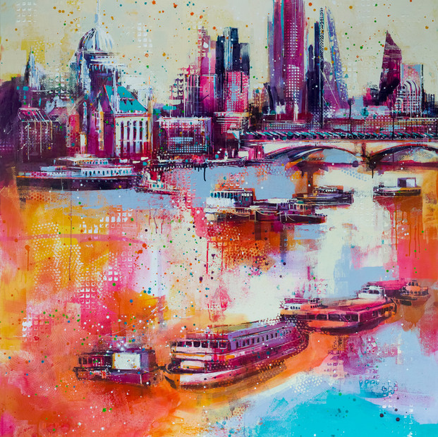 St Pauls to the City - sold