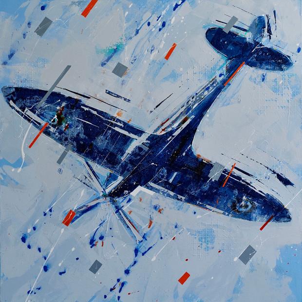 Blue Spitfire - sold