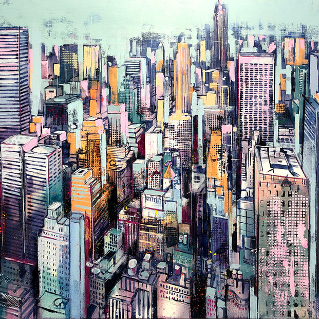 Top of the Rock - sold