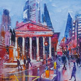 City Exchange - sold