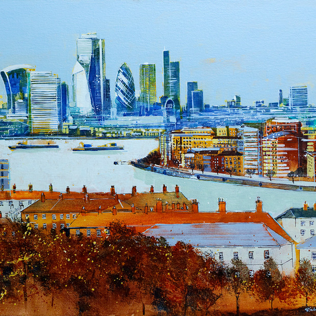 Greenwich to the City - sold