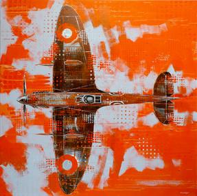 Spitfire turbulence