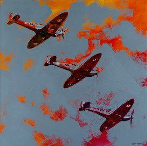 Spitfire Trio - sold