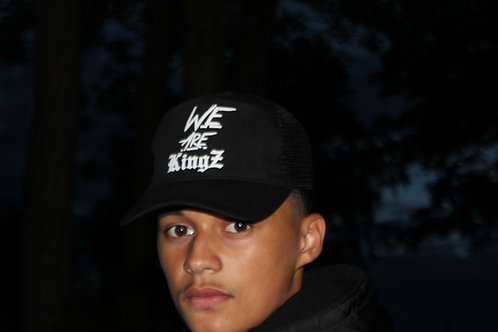 Stylistic Kingz Netted Baseball Hat