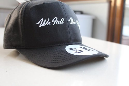 Stylistic Kingz We Fall We Rise Base Ball Hat