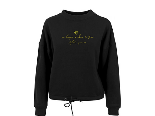Stylistic Queenz NLASTF Oversized Sweater