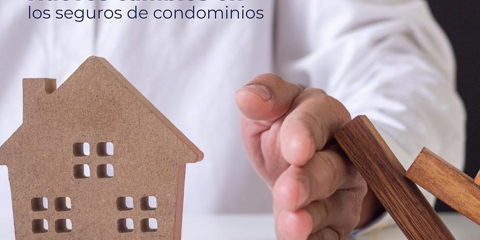 Nuevos cambios en los seguros de condominios