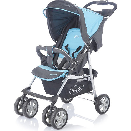 Baby Care, Коляска прогулочная Voyager Blue