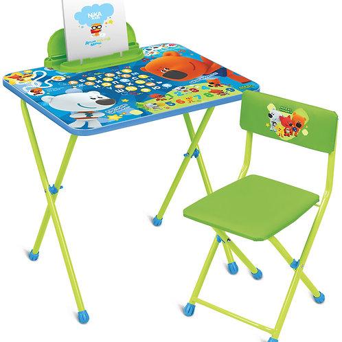 Комплект детской мебели «Ми-ми-мишки»