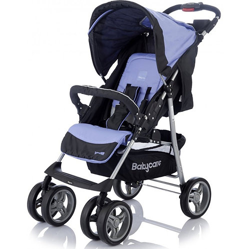 Baby Care, Коляска прогулочная Voyager Violet