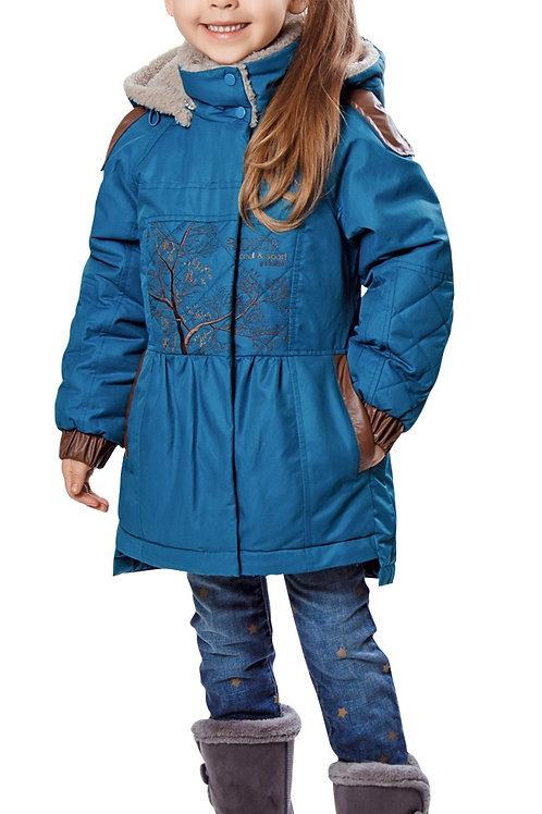 Куртка-парка для девочки ЗС-601