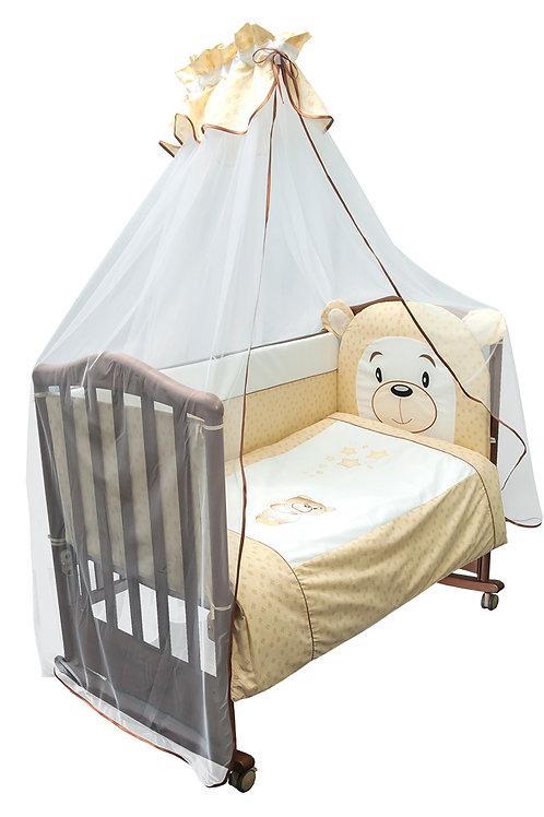 Бортики в детскую кроватку Умка