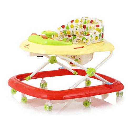 Baby Care, Ходунки Pilot Red