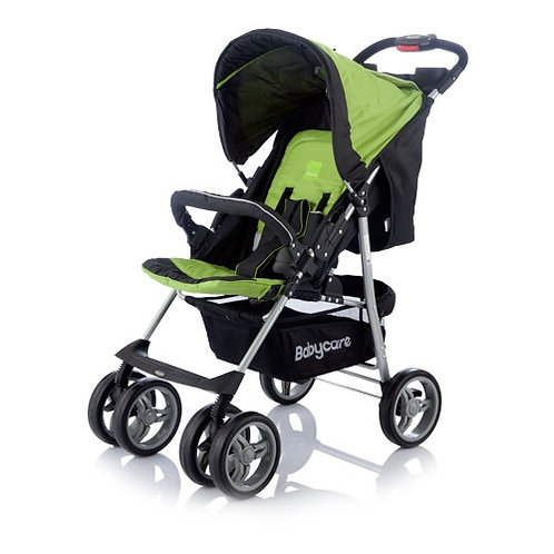 Baby Care, Коляска прогулочная Voyager Green