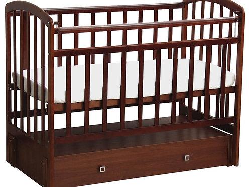 Кровать детская Фея 313 палисандр