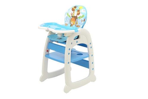 Стульчик для кормления Polini kids 460 синий