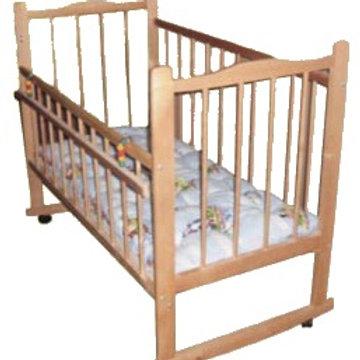 """Кроватка детская """"Мишутка 14"""""""