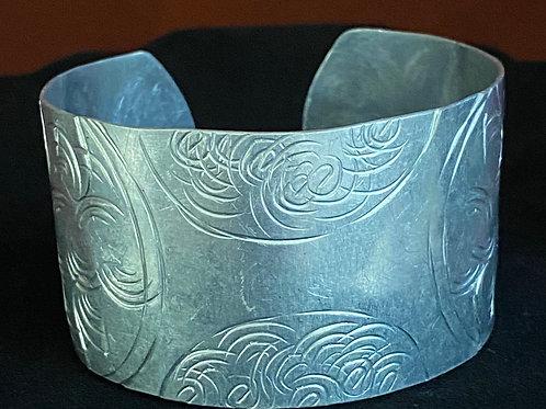 Decorative Tin Cuff
