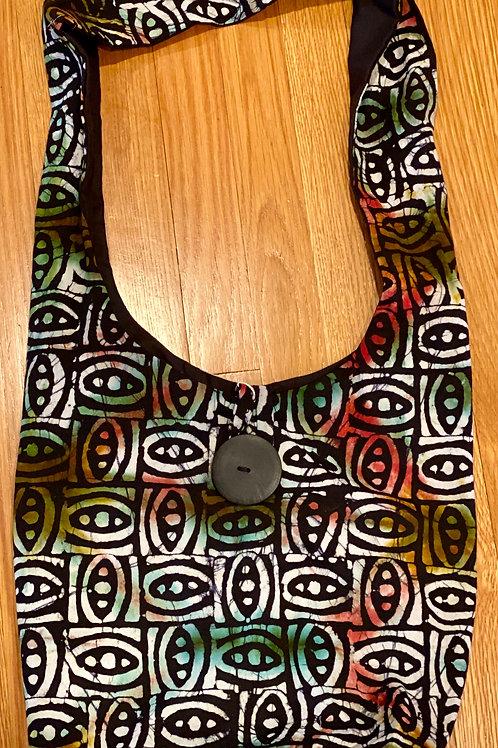 Batik Maasai Bag