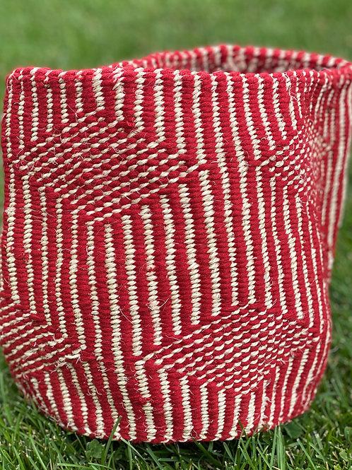 Sisal Woven Basket