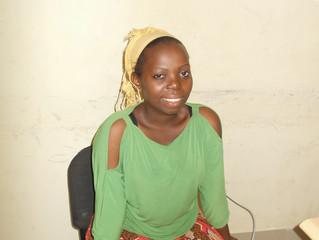 Student Introduction- Riziki Mkwayu