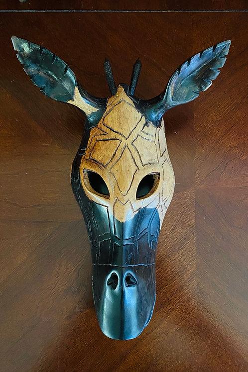 Giraffe Mask