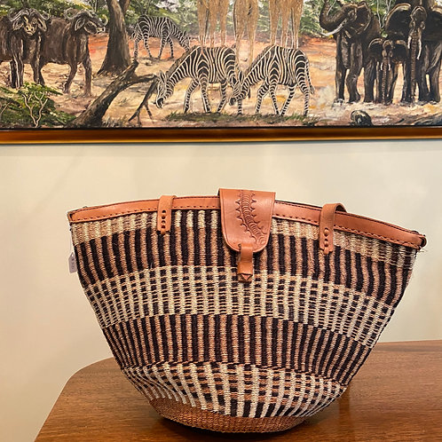 Sisal Woven Handbags - Large