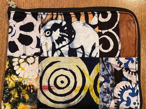 Batik Patch Ipad Case