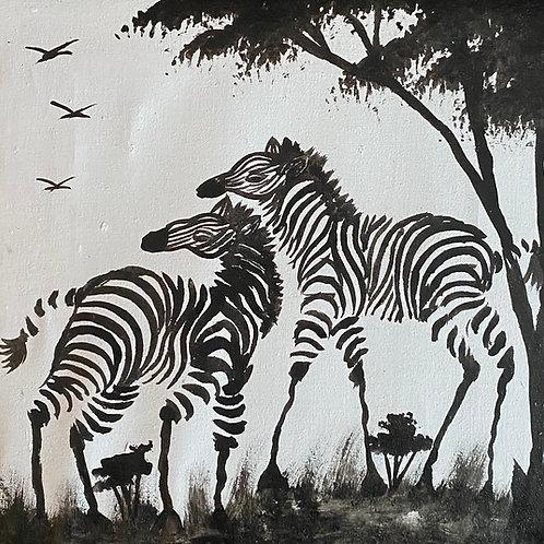 Fun Zebras