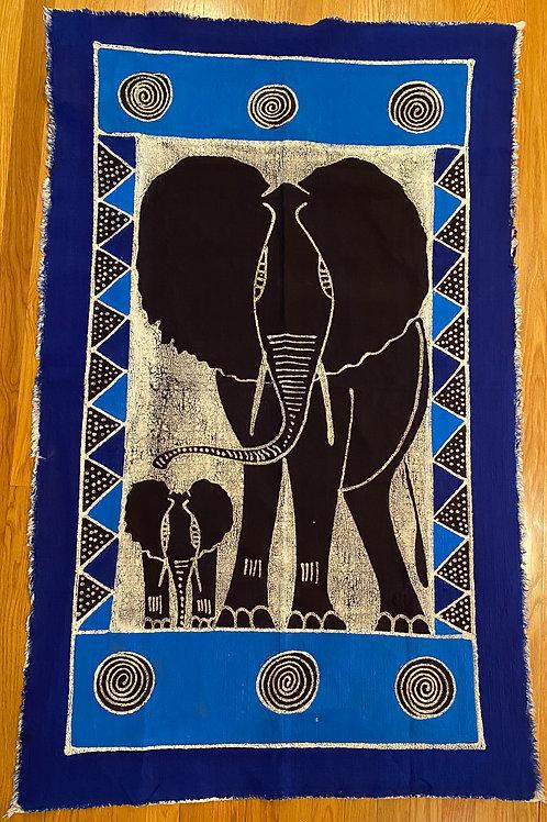 Large Elephant Wall Hanging