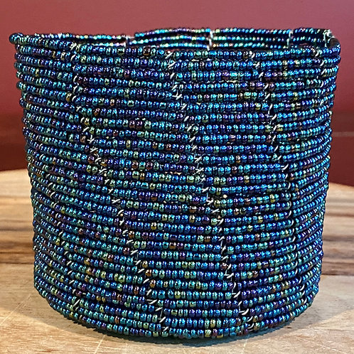 "Beaded ""Pencil"" Holder"