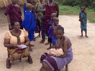 My Favorite Maasai Family