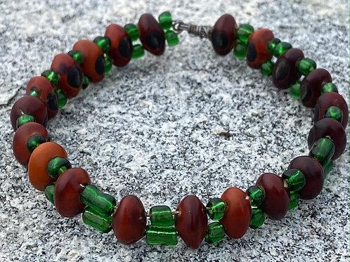 Bead and Seed Bracelet